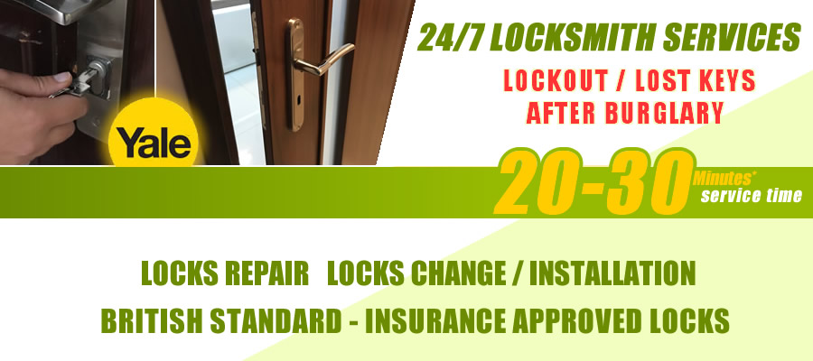 Pinner locksmith services